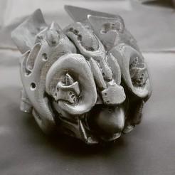Télécharger modèle 3D gratuit Le navire Cigale, kphillsculpting