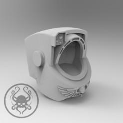 Descargar diseños 3D gratis Terminator A Torso fijo, KrackendoorStudios