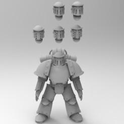 Descargar STL gratis MKIII Armadura de hierro completa, KrackendoorStudios