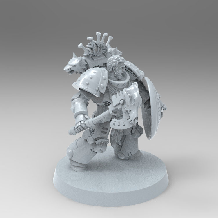 F724221A-0EA3-4C47-864F-BB12555A0B7C.jpeg Download free STL file Space Wolves Bladeguards  • 3D printer design, KrackendoorStudios