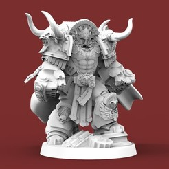 untitled.194.jpg Download free STL file Minoan Captain • 3D printer design, AtlanForge
