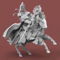 Download free STL file Death Rider • 3D print model, buasudah