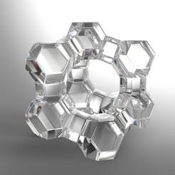 Télécharger plan imprimante 3D gatuit Faujasite, JuanG3D