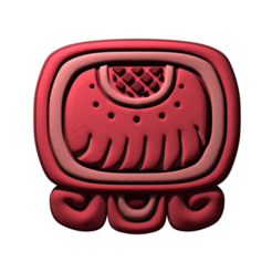01._Imix.png Download free STL file Imix, mayan glyph • 3D printing object, JuanG3D