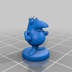 Download free 3D printing designs The Little Man, JuanG3D
