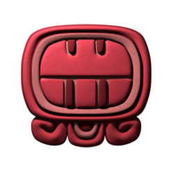 13._Ben.png Download free STL file Ben, mayan glyph • 3D printing design, JuanG3D