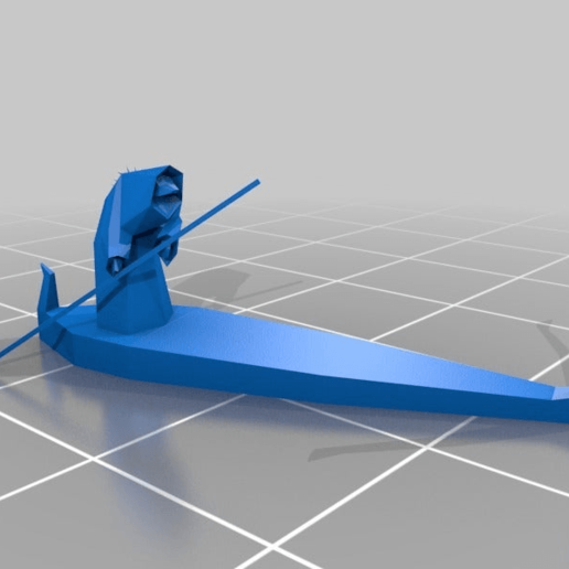 Download free STL file Ferryman • 3D printer object, JuanG3D