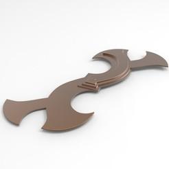 Beastmaster.jpg Download free STL file Beastmaster weapon • Design to 3D print, JuanG3D