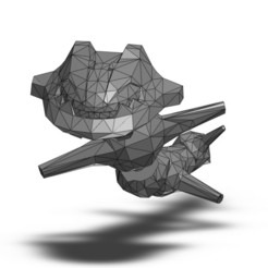 Download free 3D print files Steelix, VforVosh