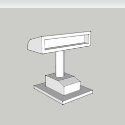 Download 3D printer designs Model ship radar, Alexx