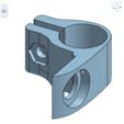 Download free STL file Bike Handlebar Button (Customizable>OnShape) • 3D printable model, Jdjxj_Hsxjxh