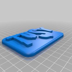 Descargar diseños 3D gratis Logotipo de TUSY, Jdjxj_Hsxjxh