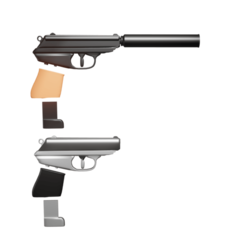 Download STL files ·Detachable Silenced Pistol / Pistola Silenciada desmontable· , Rauul19