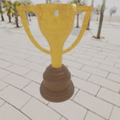 untitled.png Download STL file KING'S CUP 2020 • 3D printer template, Rauul19