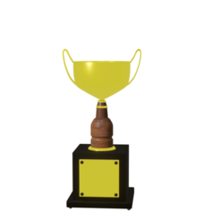 copinha1.png Download OBJ file ·Copa/Cup·Trophy/Trofeo·Campeon/Champion· • 3D printable model, Rauul19