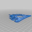 Télécharger fichier imprimante 3D gratuit Ender 3 Fan Cover (Hot Rod Edition) | maintenant avec support d'alimentation, Spazticus