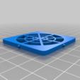 Télécharger fichier STL gratuit Casquette de masque COVID-19, édition Kumamon • Design à imprimer en 3D, Spazticus