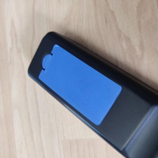 Télécharger fichier STL gratuit cache pile télécommande • Plan imprimable en 3D, Aerocket