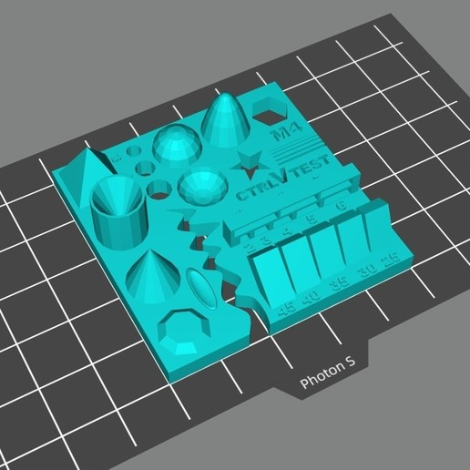 Download free STL files 3D printer test, Doberman