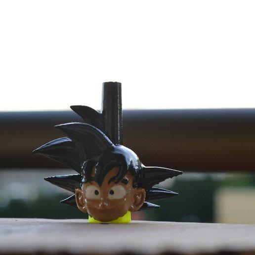 Impresiones 3D BOQUILLA GOKU HOOKAH, franguerrero