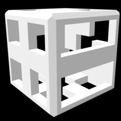 Télécharger fichier STL gratuit Dé, 3D_Modelization