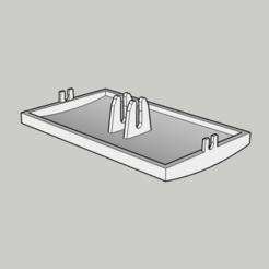 Télécharger STL gratuit Interrupteur Legrand, 3D_Modelization