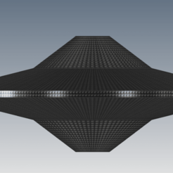 Download 3D printer files Ufo, FranciscoB