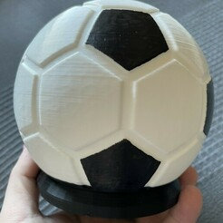 Pelota 01.jpg Télécharger fichier STL gratuit Tirelire pour les ballons de football • Modèle pour imprimante 3D, Lione666