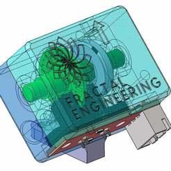 screenshot.jpg Download free 3MF file Filament Progression and Runout sensor (Optical Endstop and Encoder Wheel) • 3D printer template, Fractalengineer