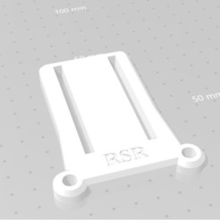 Support.jpg Download free STL file OSP support for Fanatec base • 3D print object, Picald