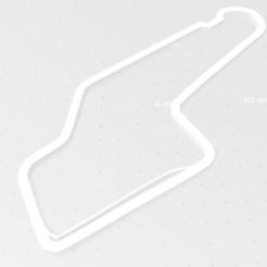 Télécharger fichier 3D Circuit Watkins glen short, Picald