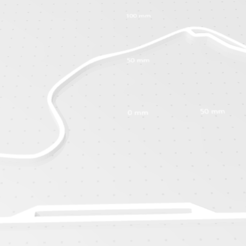 Download STL file Lime Rock Park Circuit, Picald