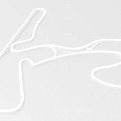 Télécharger fichier 3D Circuit Zandvoort, Picald