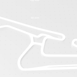 Download 3D print files Okayama Circuit, Picald