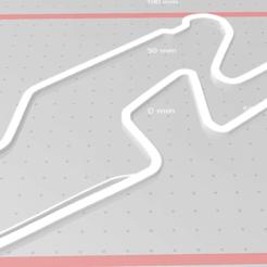 Télécharger fichier 3D Circuit Watkins glen, Picald