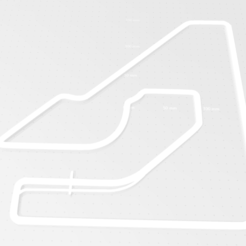 Download STL files Sebring circuit, Picald