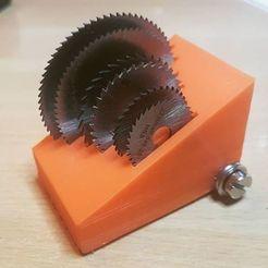 17155658_10212189654559909_2422103989216804805_n.jpg Télécharger fichier STL gratuit Boîte porte-lame • Modèle pour imprimante 3D, roboter2