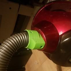 Download free 3D printing files vacuum adapter, roboter2