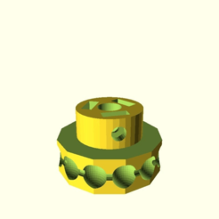 Download free 3D print files Ball-Chain Pulley, roboter2