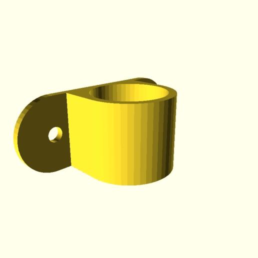 eeb23f294cf263caa23df793b6e9f2ec.png Télécharger fichier SCAD gratuit porte-tige v2 • Plan pour impression 3D, roboter2