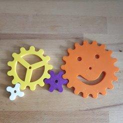 Télécharger fichier STL Jouets pour enfants • Objet à imprimer en 3D, roboter2