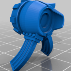 2020-09-24 17_09_14-Heavy Phosphor Gatling Blaster for Martian Robots by DimensionV - Thingiverse.png Download free STL file Heavy Phosphor Gatling Blaster for Martian Robots • 3D print object, DimensionV