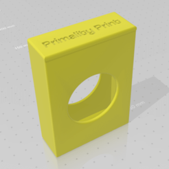Download free 3D printer designs Card Box, PrimalityPrint