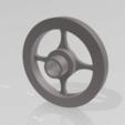 Télécharger STL gratuit moteur à air comprimé, PrimalityPrint