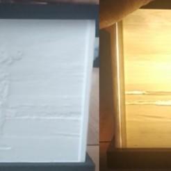 Télécharger fichier impression 3D Litho-Lamp, sollitto