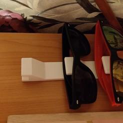 2.jpg Download STL file sun glasses rack • 3D printing object, sollitto