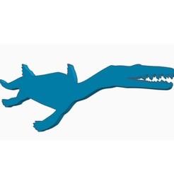 Descargar modelo 3D gratis Dinosaurio 3/7, D3DCreative