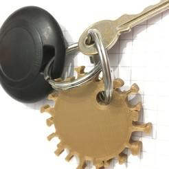 IMG_0630.JPG Télécharger fichier STL gratuit Signes (anti) Corona/Keychain Bundle • Objet pour imprimante 3D, D3DCreative