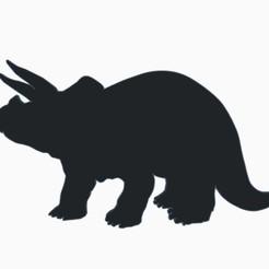 Télécharger fichier imprimante 3D gratuit Dinosaure 1/7, D3DCreative