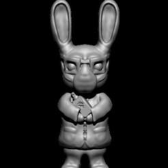 1.jpg Télécharger fichier OBJ Lapin scientifique de la Corona • Design pour imprimante 3D, D3DCreative